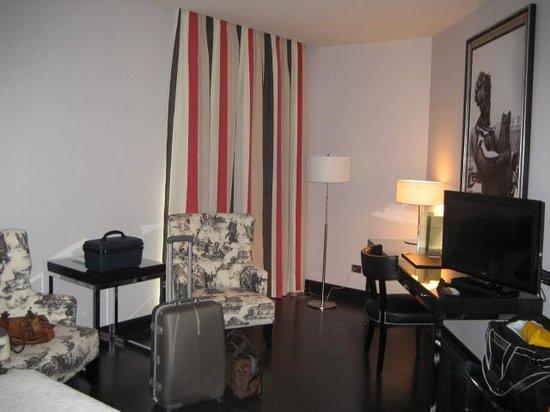 Hotel Boutique Gareus: Habitacion