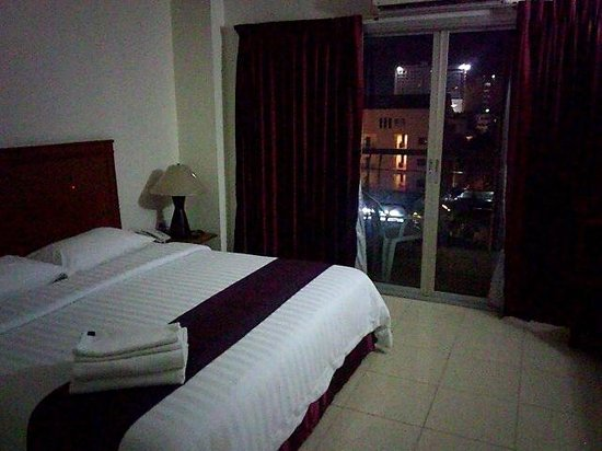Eastiny Residence Hotel: 部屋の様子