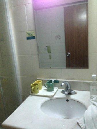 Zhong An Inn Beijing Andingmen: Toilet