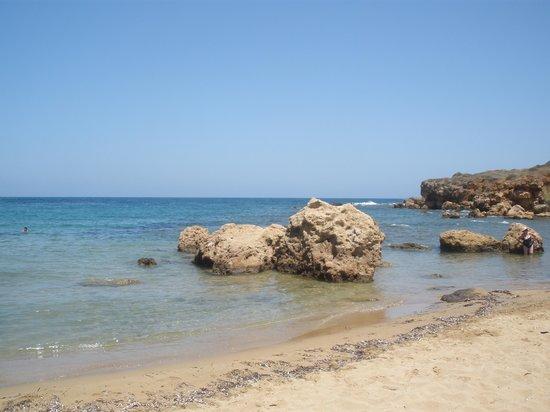 Niriis Hotel: Playa Agios Apostolos