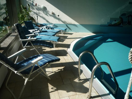 Hotel Roter Hahn : Pool