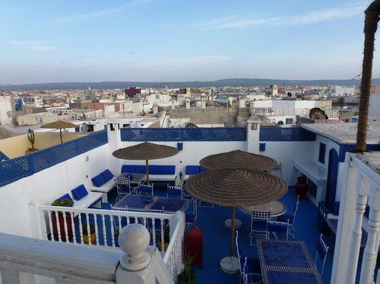 Riad Dar Nafoura : Terrasse