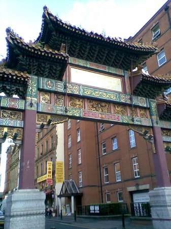 Chinatown : The Arch