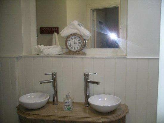 The Belgrave Hotel: ladies toilets