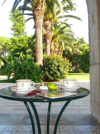 Hotel Caiammari: idyllisch