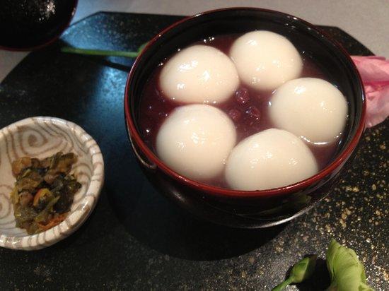 Sabokirara: Shiratama Shiruko