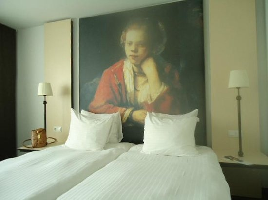 WestCord Art Hotel Amsterdam: Room