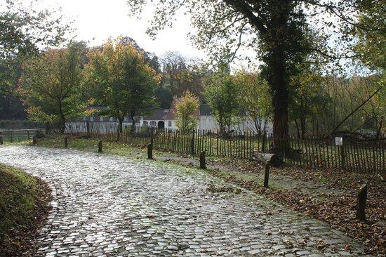 Forêt de Soignes : Prieuré du Rouge-Cloitre