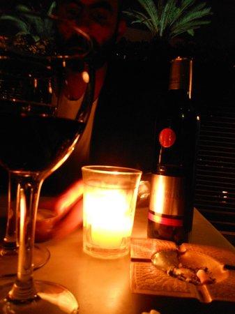 Grand Cafe De La Poste : Finalmente un po' di vino