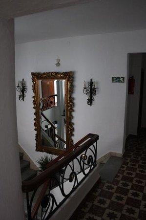 Hostal El Pilar: de hal
