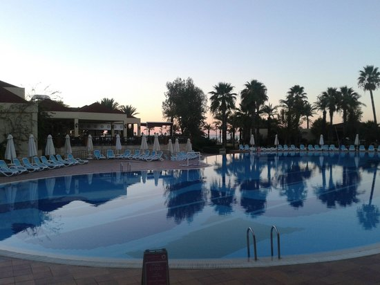 Paloma Grida Resort & Spa: Hauptpool