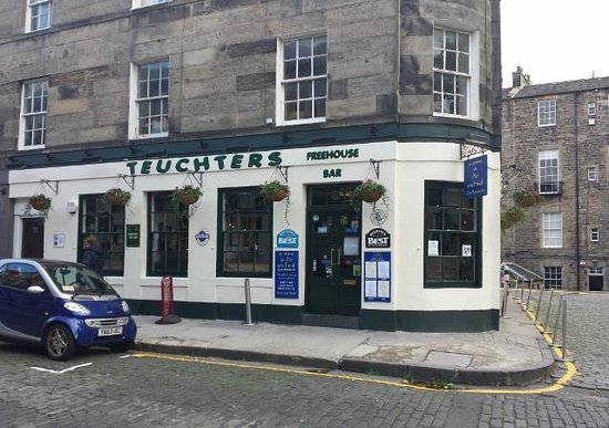 a room in the west end and Teuchters bar: Teuchters and A Room in the West End