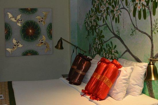 Baan Malinee Bed and Breakfast: Bedroom