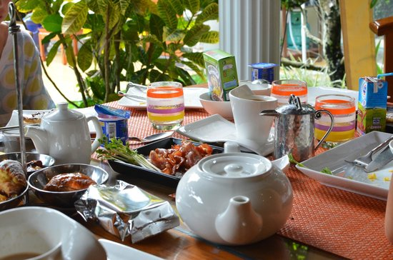 Baan Malinee Bed and Breakfast: Breakfast