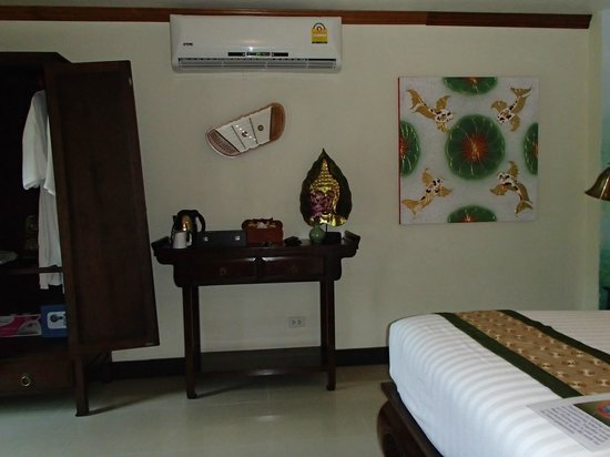 Baan Malinee Bed and Breakfast: Bedroom