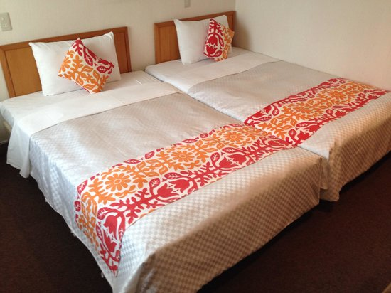 Hotel Ocean: 部屋