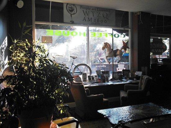 Jongo Java: Good morning natural lighting
