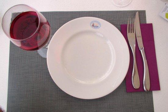 Can Pescador: фирменная тарелка