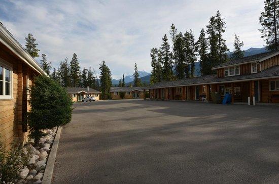Jasper House Bungalows : le lodge