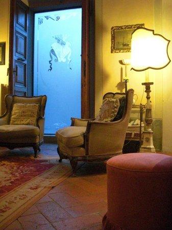 Residenza Strozzi: Living room
