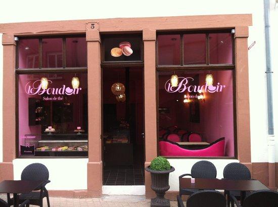 Le boudoir haguenau 3 place joseph thierry restaurant for Le jardin restaurant haguenau
