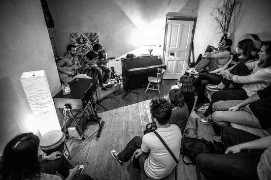KussKuss : Live Music 5 or 6 times per week