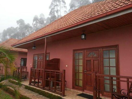 Andasibe Hotel: rooms are big