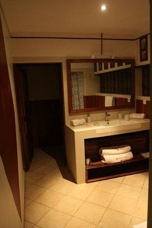 Andasibe Hotel: its clean