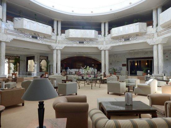 Djerba Plaza Hotel & Spa : Le hall