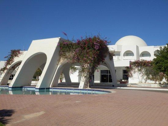 Djerba Plaza Hotel & Spa : L'entrée