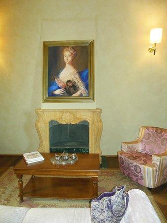 Palazzo Carletti: Salone camera