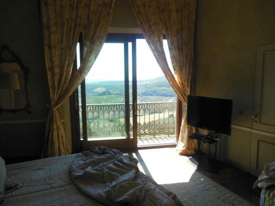 Palazzo Carletti: Camera da letto