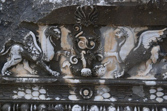 Didyma (Didim): Inside the Central Temple