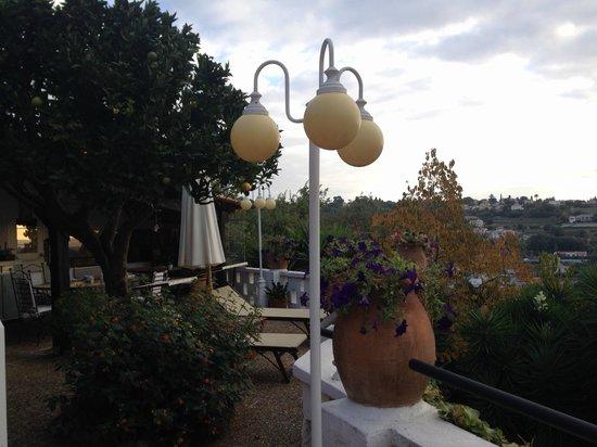 Les Terrasses du Soleil : Panoramic terrace