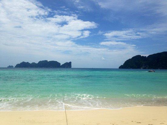 Paradise Resort Phi Phi: View from bungalow