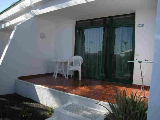 La Penita Apartments : Entrée & Térasse