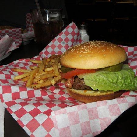 bar 515 : hamburger