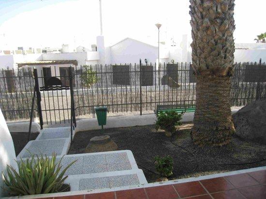 La Penita Apartments : Vue depuis la terasse