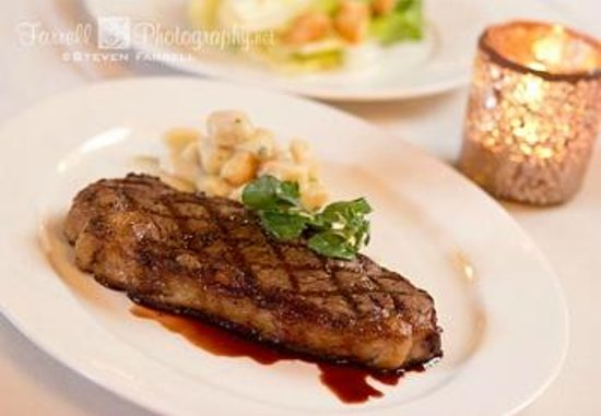 Stanley's Steakhouse: Wonderful Steak Dinner