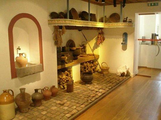 Ribeira Brava, البرتغال: традиционная изба