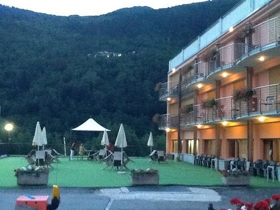 Sporting Hotel Ravelli: Hotel sporting ravelli