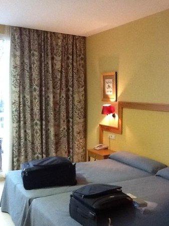 Hotel Costa Conil: Bedroom