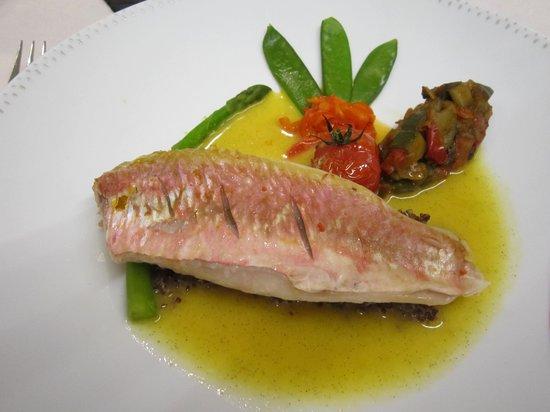 L'OCEANIC : My husband's fish