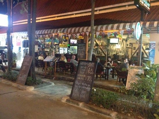 The Tavern, Kata Beach