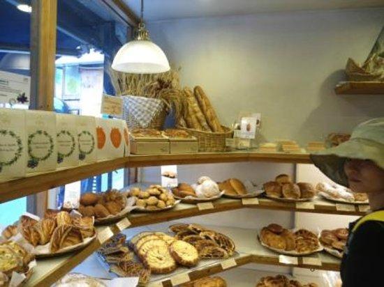Ops Bakery Haeundae: Bread, croissants, pizzas...