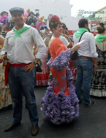 Calle San Miguel : Fete St-Miguel