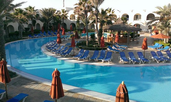 SENTIDO Djerba Beach: Pool