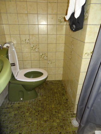 Hotel Nehalennia : Toilette