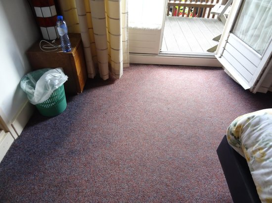 Hotel Nehalennia : alter Teppich