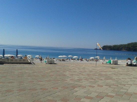 Turquoise Hotel: Belcekiz beach